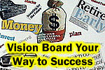 Create a Vision Board for the T-shirt Business and the Lifestyle You Want to Have!