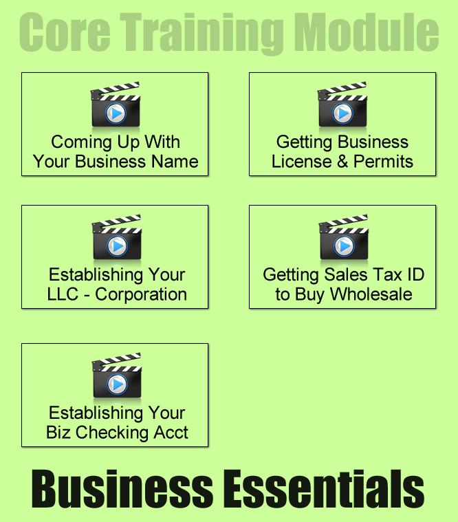 module-biz-essentials
