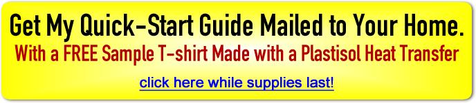 Sample Plastisol T-shirt