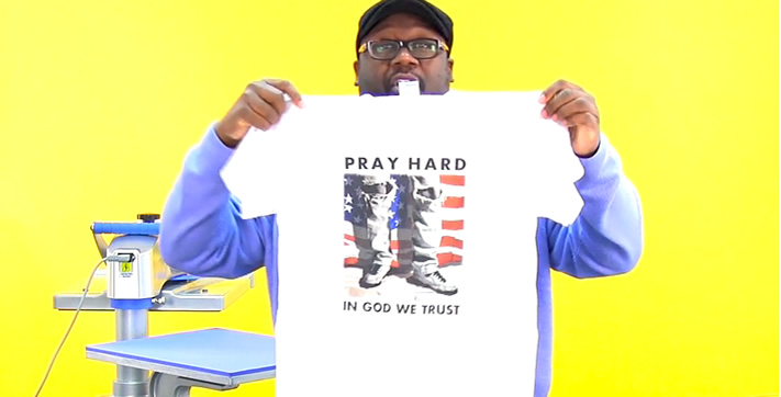 Why Use Heat Transfer Paper for Making Your Own T-shirts