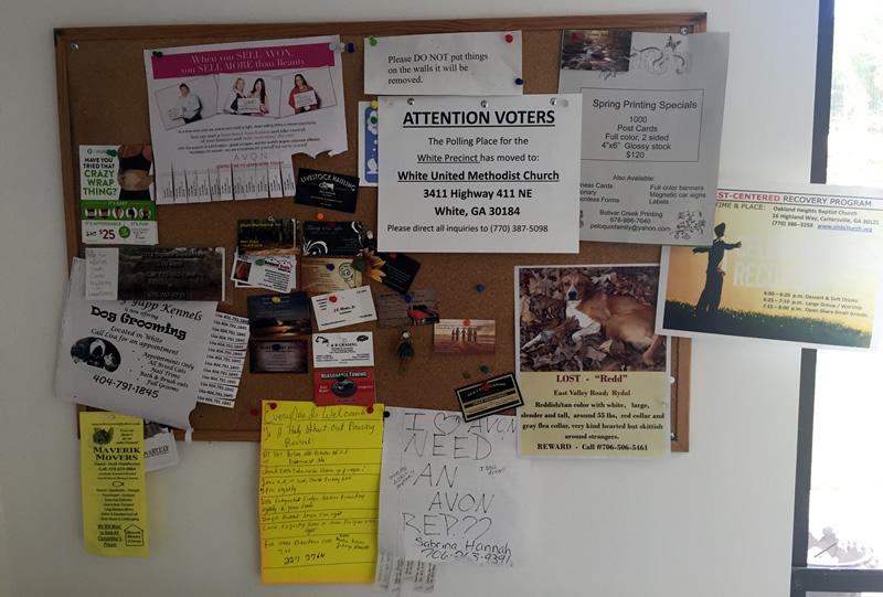 Bulletin Board Ads