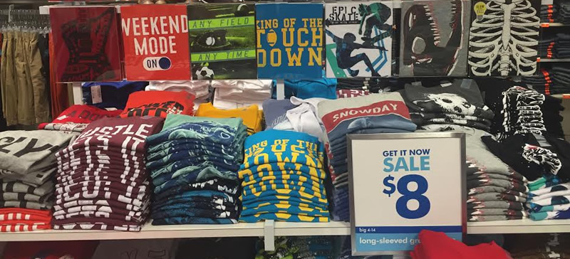 Pricing T-shirts Strategy