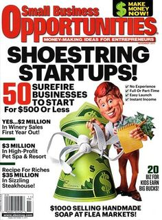 Small Business Opportunities Magazine